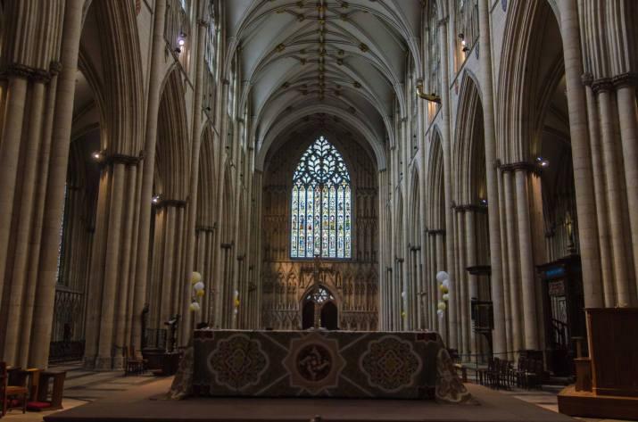 York Minster. ©Brian Ell 2014.