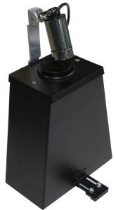 Our brand-new photodocumentation system!  ©Edvotek 2014