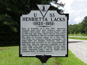 640px-Henrietta_Lacks_historical_marker;_Clover,_VA;_2013-07-14